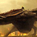 Recorrido por la historia de los 3 dragones en Juego de Tronos