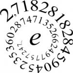 El Número de EuleroLa Constante de Napier