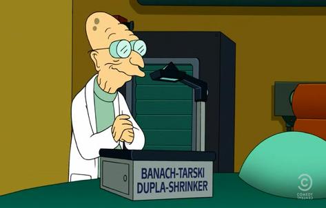 Banach-Tarski